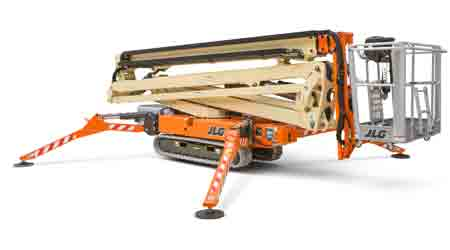 Non-Powered Vertical Lifts Among New JLG Offerings: JLG Industries Inc.