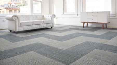 Commercial Carpet Provides Flexibility: Bentley