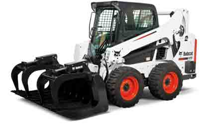 Skid-Steer Loader Increases Productivity for Grounds Managers: Bobcat Co.