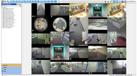Video Management System Enhances Performance: Tyco Security Products