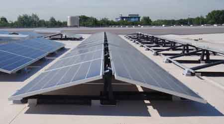 Mounting Solution for Photovoltaic Roofing Systems: Sika Sarnafil