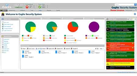 Management Platform Helps Upgrade Security Systems: Averics Systems Inc.