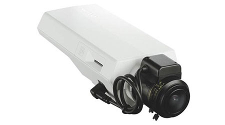 Box HD Camera Employs Traditional Features into Compact Package: D-Link