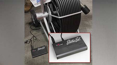 Battery Pack for use on Various Drain Cleaning Products: Electric Eel Manufacturing Co. Inc.