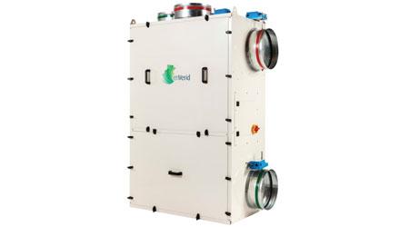 HVAC Load Reduction Module Reduces Energy Consumption: enVerid Systems