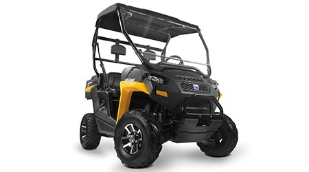 Compact Utility Vehicle Features Subaru Engine: Cub Cadet