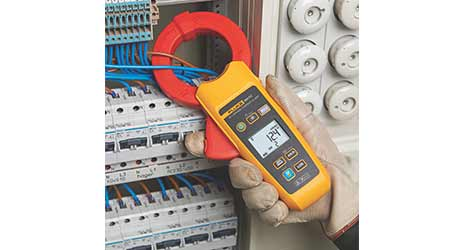 Leakage Current Clamps Help Reduce Downtime: Fluke Corp.