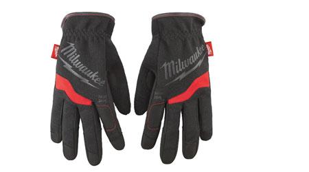 Jobsite Gloves Help Protect Workers, Improve Comfort: Milwaukee Tool
