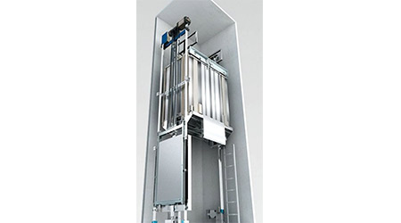 Room-Less Elevator Offers Sustainable Solution for 2-3 Story Buildings: Schindler Elevator Corp.