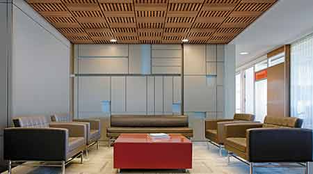 Ceiling Panel: Armstrong Ceiling Solutions
