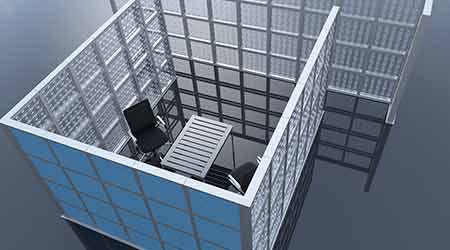 Sound-blocking Panel System: pinta acoustic