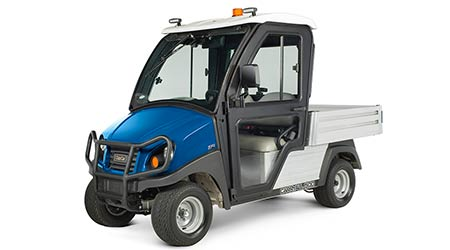 Club Car Introduces New, Upgraded Cab for Two-wheel Drive Carryall Utility Vehicles: Club Car