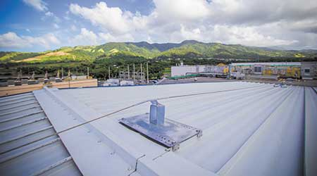 Fall Protection For Construction and Maintenance Personnel on Rooftops: Kee Safety
