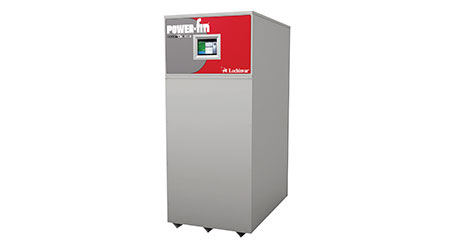 CON·X·US Platform Has Been Added as a Standard Feature on Power-Fin Boilers and Water Heaters: Lochinvar