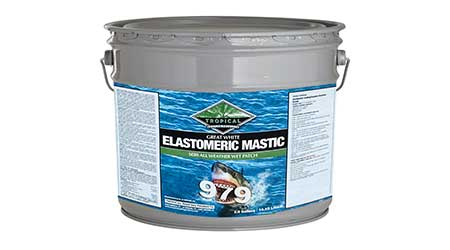 Coating Works On Wet Or Dry Repairs And Can Be Applied As An Underwater Repair Mastic: Tropical Roofing Products
