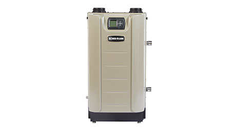 Weil-McLain Introduces Advanced, Energy Efficient, Durable Evergreen High-Efficiency Condensing Boiler: Weil-McLain