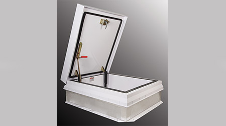 Roof hatch: Bilco Company