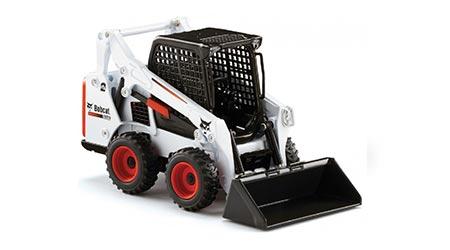 Skid-steer loader: Bobcat Co.