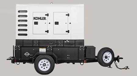 Diesel mobile generator: Kohler Co.