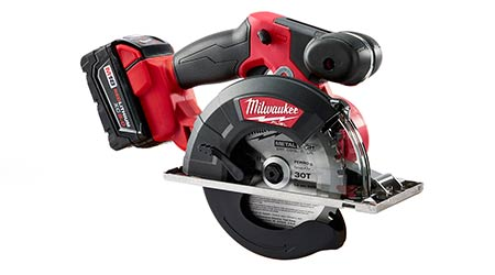 Circular saw: Milwaukee Tool