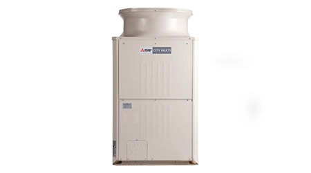 Variable-refrigerant flow unit: Mitsubishi