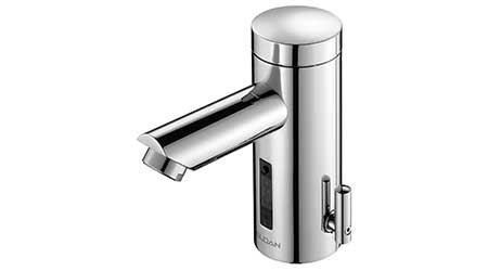 Automatic sensor faucets: Sloan