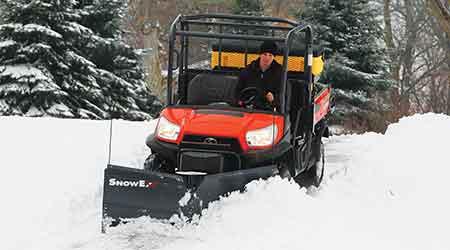 Plow: SnowEx