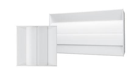 LED troffer: LG Electronics