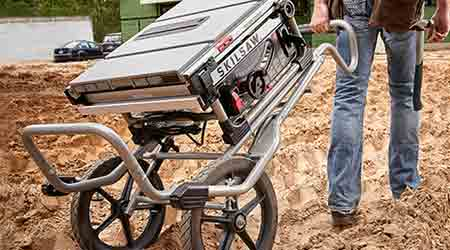 Table saw: Skilsaw