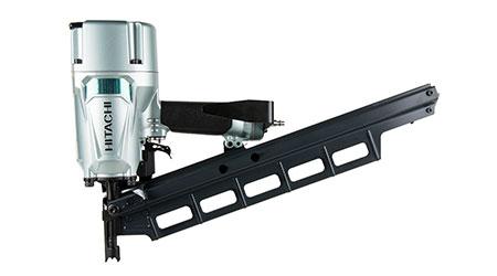 Pneumatic framing nailers: Hitachi Power Tools