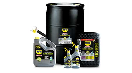 Cleaners and degreasers: WD-40 Co.