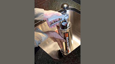 Water ram: General Pipe Cleaners