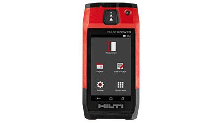 Laser range meter: Hilti