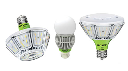 LED lamp: Hylite