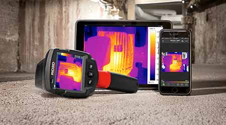 Thermal Imagers: RIDGID