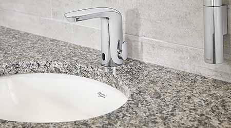 Faucet: American Standard