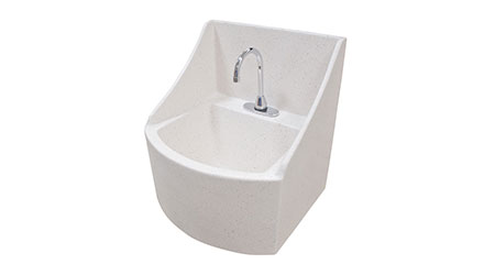 Hand Hygiene Sink: Bradley Corp.