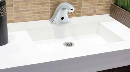 Manual Faucet: Chicago Faucets