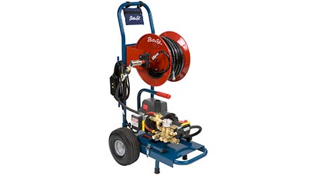 Electric Eel Model EJ1500 Jetter Cleaner: Electric Eel