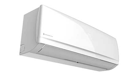 Ductless units: Fredrich