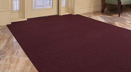 Grippy Carpeted Entrance and Floor Mat: New Pig
