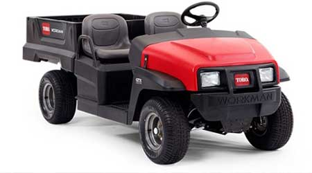 Utility vehicle: Toro