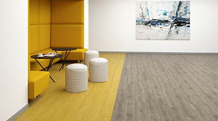 Luxury Vinyl Tile (LVT): Patcraft
