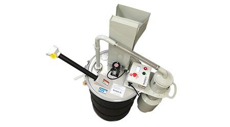 Lamp disposal: AirCycle