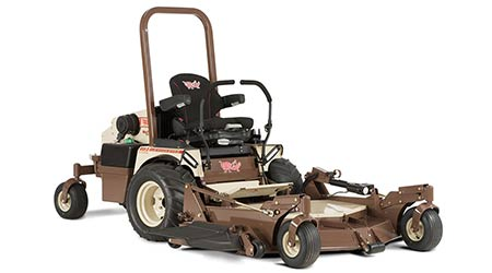 Riding mower: Grasshopper