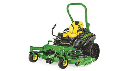 Zero-turn mower: Deere & Co.