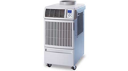 Portable heat pump: Spot Coolers