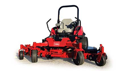 Diesel mower: Toro Co.