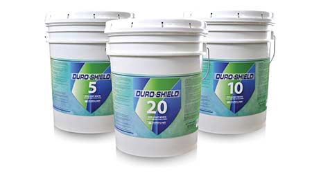 Roof coating: Duro-Last