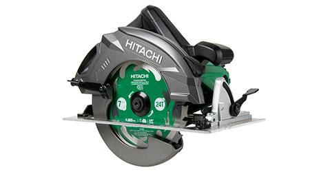 Circular saw: Hitachi